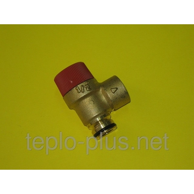 Предохранительный клапан 3 бара TAHITI / PICTOR