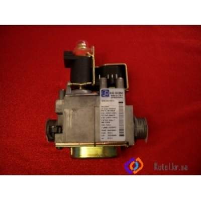 Газовый клапан Sit 843 Sigma питание EV1 230V-50Hz 9,2 VA , EV2 230V- 50Hz 2,8VA MD 230V, RAC 50HZ