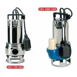 SPERONI SXG 1100-1200-1400 (дренажный)