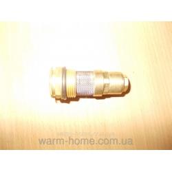 Фильтр и турбина датчика протока в сборе ZOOM BOILERS, PRIMER, WELLER, RENS