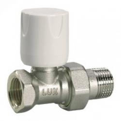 LUXOR RD 101 Клапан (вентиль) ручной 1/2 прямой верхний