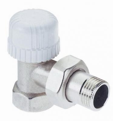 ICMA Угловой термостатический вентиль с предварительной настройкой.