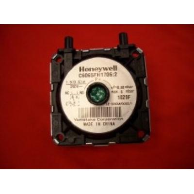 Реле давления дыма (прессостат) HONEYWELL Р 0.68 mbar max 6 mbar