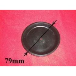 Мембрана гидравлического переключателя (большая) для котлов BAXI ECO/WESTEN ENERGY / BAXI LUNA / WESTEN STAR диаметр 79 мм
