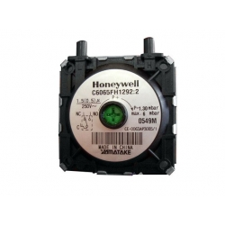 Реле давления дыма (прессостат) HONEYWELL Р 1.30 mbar max 6 mbar