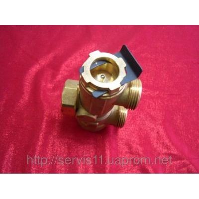 Трёхходовой клапан FUGAS 15AS50 для подключения бойлера косвенного нагрева