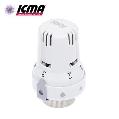 ICMA Термостатическая головка для терморегулирующих и термостатических вентилей.