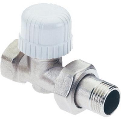 ICMA Прямой термостатический вентиль с предварительной настройкой.
